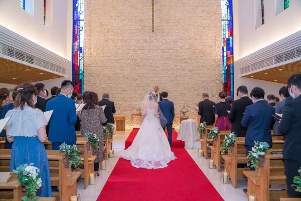 2021.4.24宮澤様ご夫妻 結婚式